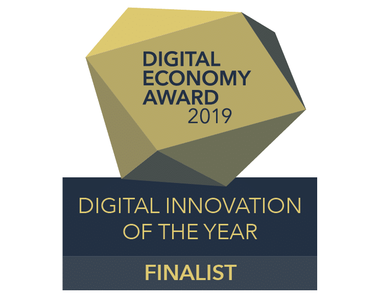 Approovd - ein Finalist der Digital Economy Award 2019