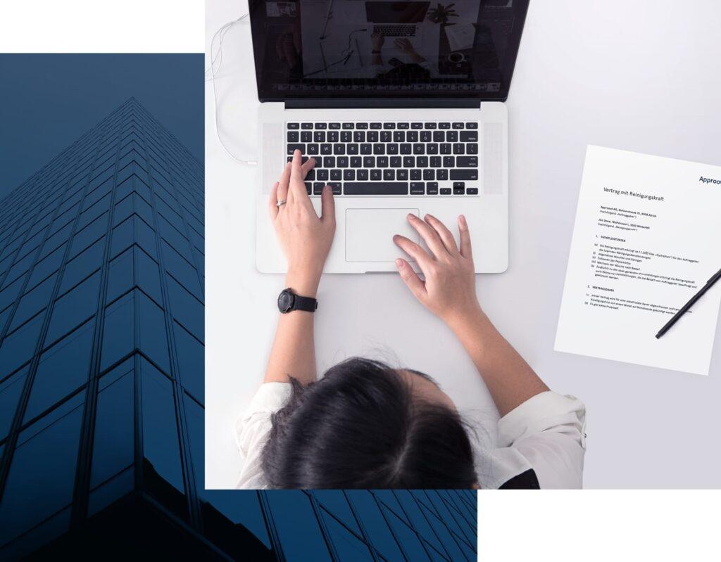 Verträge mit Approovd erstellen - einfach, schnell und online