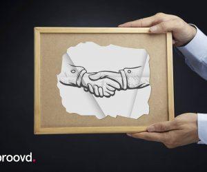 Vom Handschlag zu Streaming Plattform - die Geschichte der Vertragserstellung